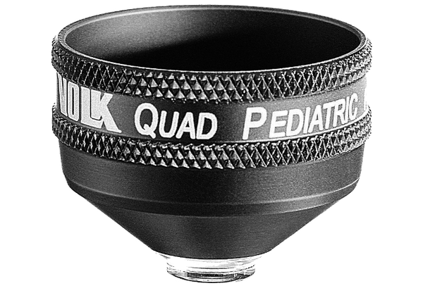 Volk Kontaktglas Quad Pediatric