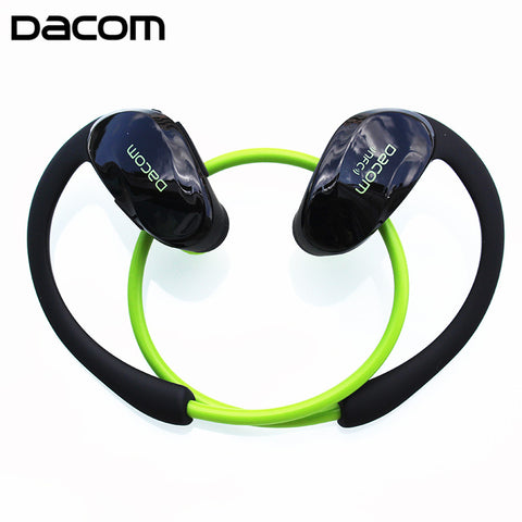 DACOM Athlete G05 Bluetooth Headset Wireless Sport Headphones Stereo Music Earphones Fone De Ouvido With Microphone & NFC