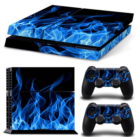 Dragon Ball Vegeta Vinyl Decal PS4 Skin Stickers Wrap for Sony PlayStation 4 Console and 2 Controllers Decorative Skins CL1970