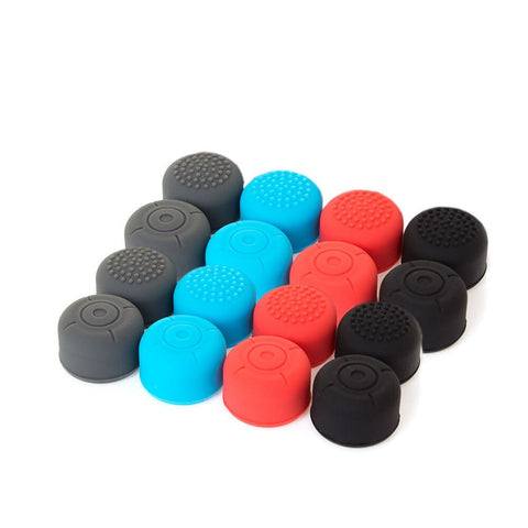 10PCS Rubber Silicone Cap Thumbstick Thumb Stick For Nintendo Switch Joystick Thumb Grips For Nintendo Switch Game Accessories