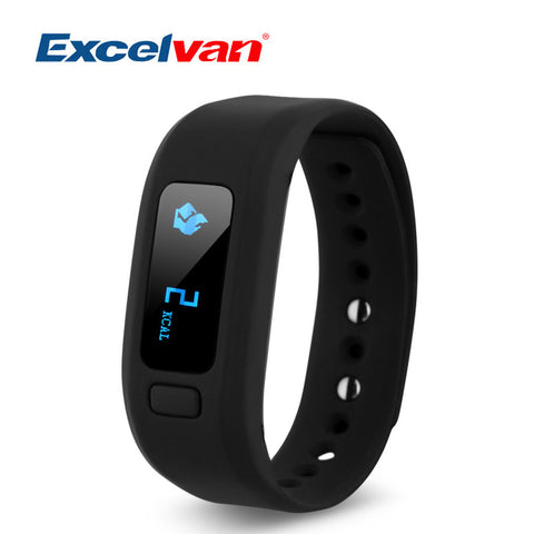 Excelvan Moving up2 Fitness Tracker Bluetooth Smartband Sport Bracelet Smart Band Wristband Pedometer For iPhone IOS Android