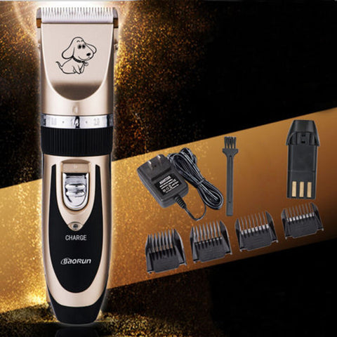 Professional Pet Grooming Hair Clippers