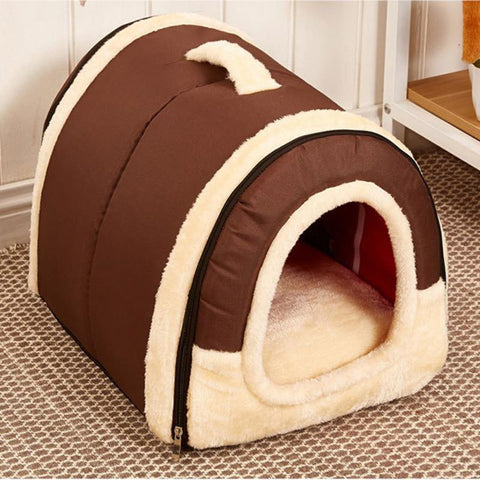 Soft Sherpa Dog Bed And Pet House