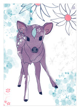 Fawn Greeting Card