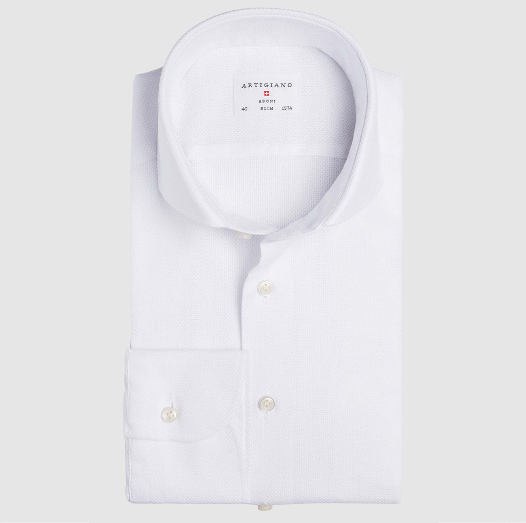 Slim Fit White Giro