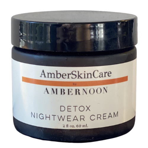 Detox Nightwear Cream - AMBERNOON
