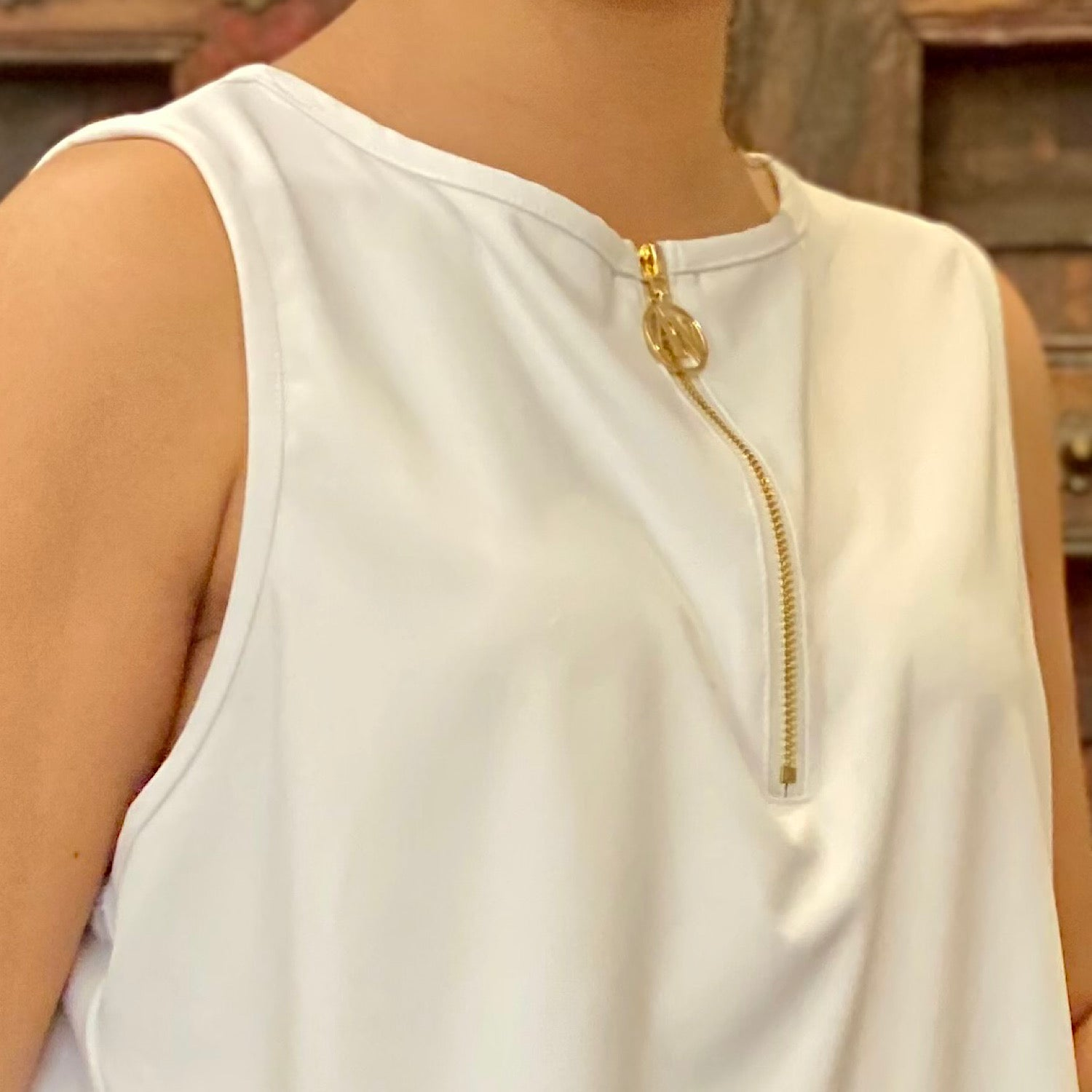 UPF Sleeveless Top - AMBERNOON