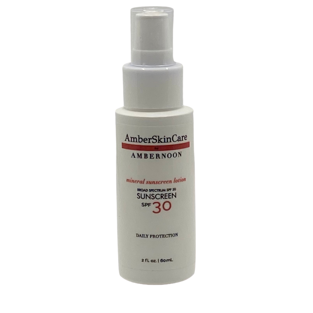 Mineral Sunscreen Lotion - AMBERNOON