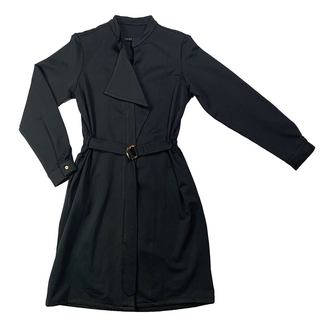 UPF Trench Dress - AMBERNOON