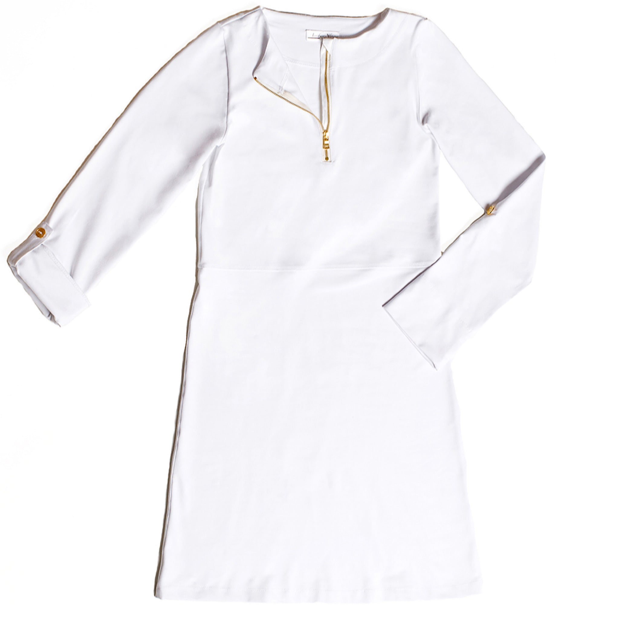 UPF Zip Tunic / Dress - AMBERNOON