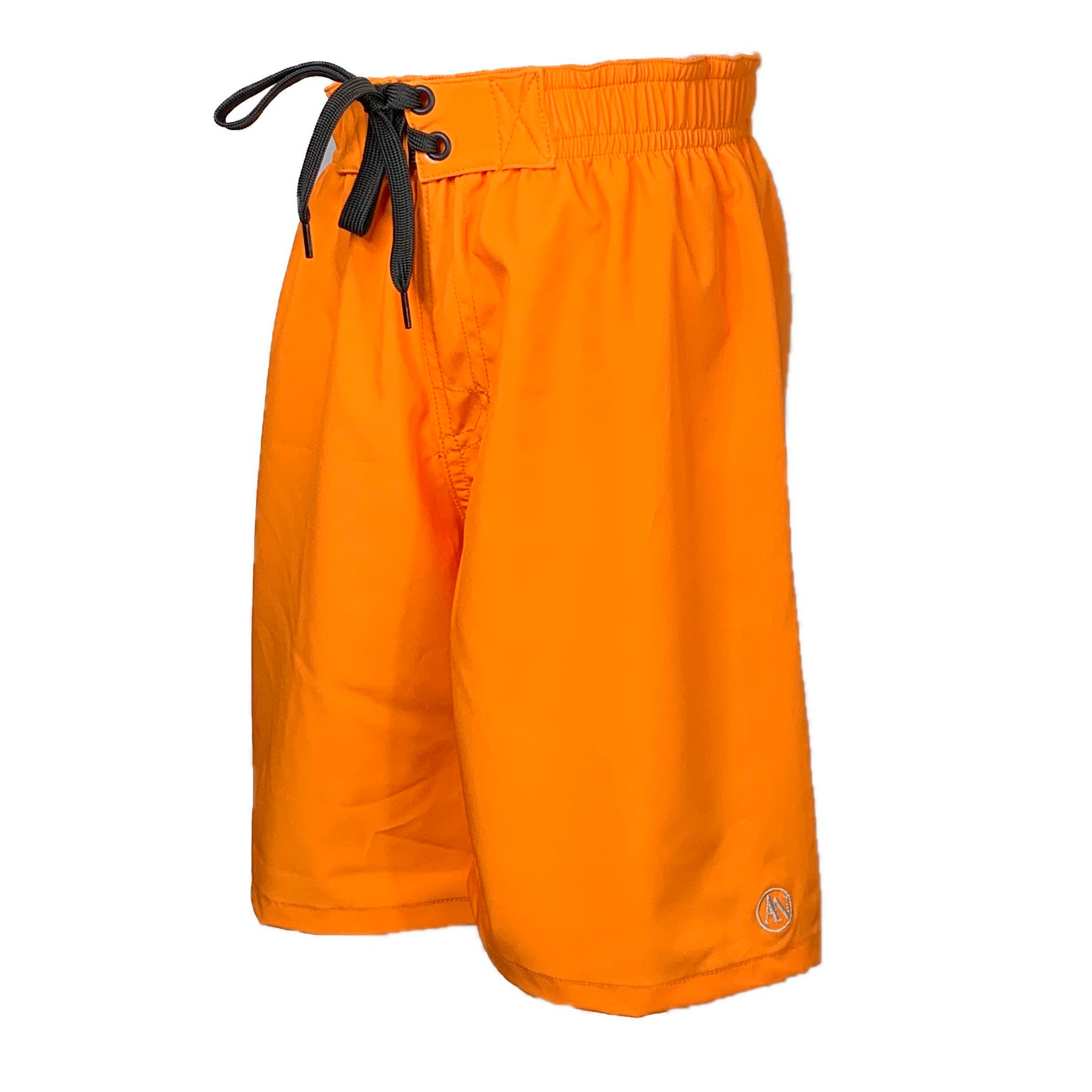 UPF Swim Trunks for Boys - AMBERNOON