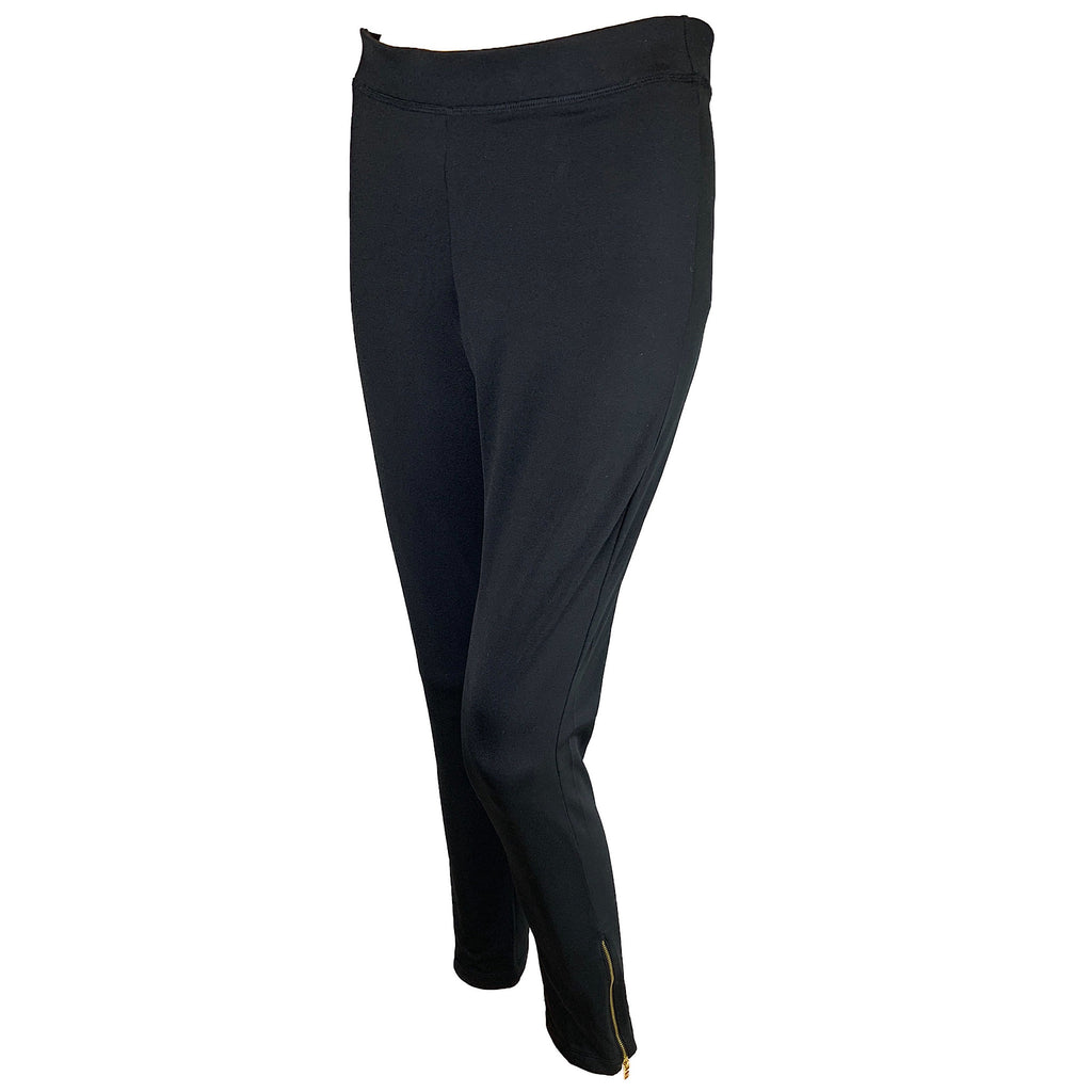 Womens UPF Pull on Pant with Ankle Zip - AMBERNOON