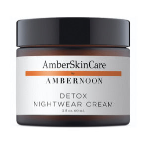 Detox Night Cream - AMBERNOON