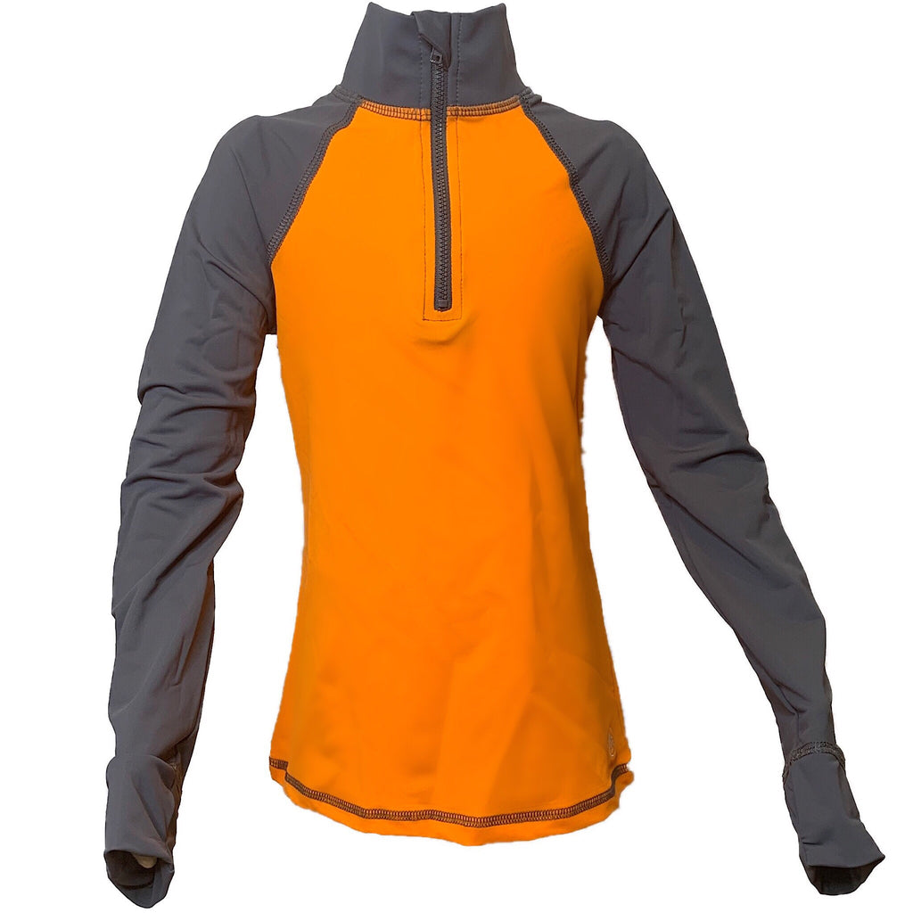 Unisex Mock Neck Sun Guard