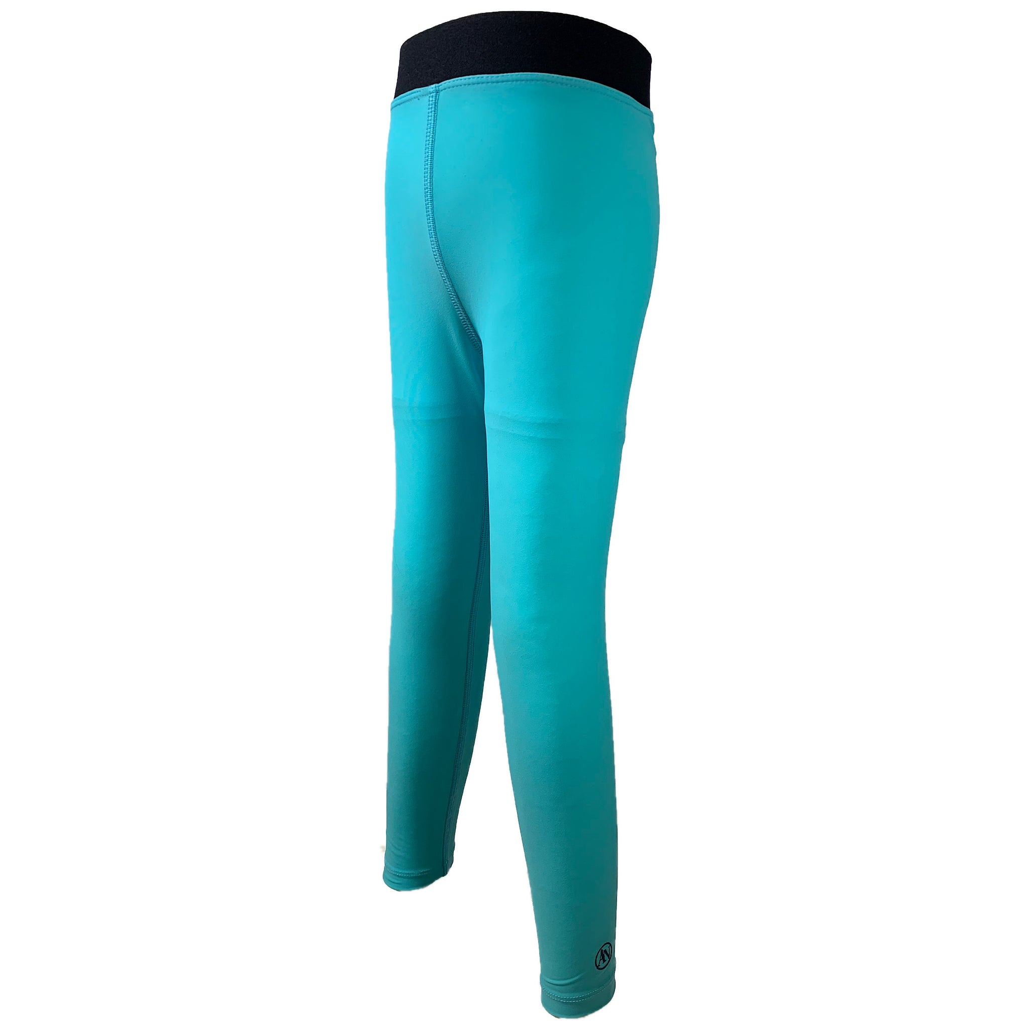 Girls Swim and Sport Leggings - AMBERNOON