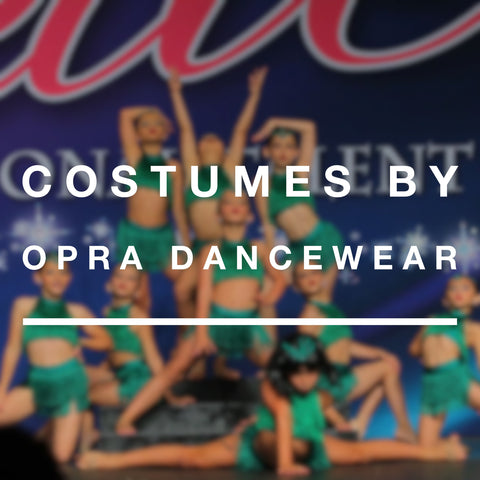 Dance Costumes by Opra Dancewear