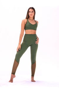 Empire Leggings by Opra Dancewear
