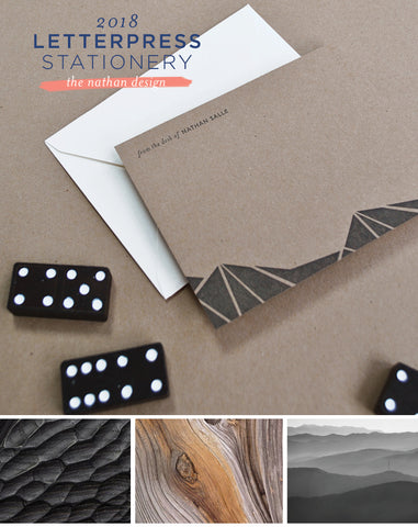 page stationery whimsical letterpress stationery greeting cards