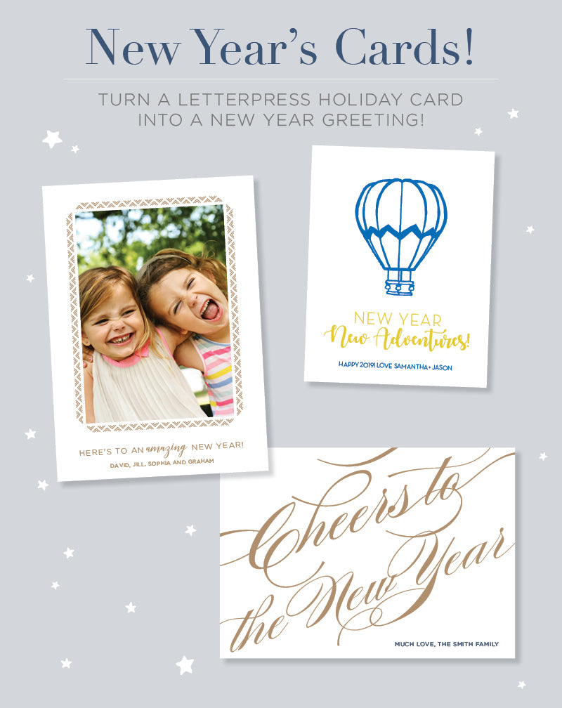 New Years Cards