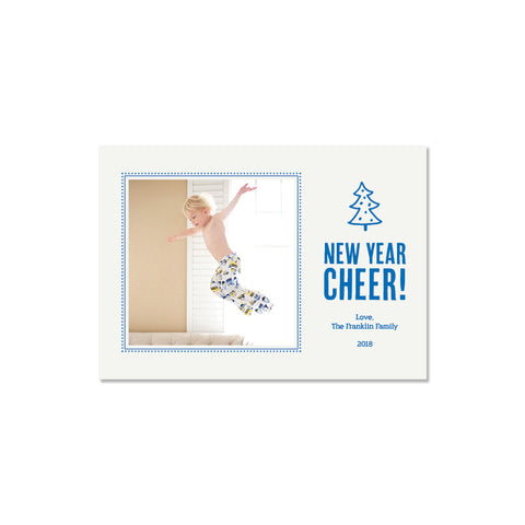 Custom | Cheer for the New Year