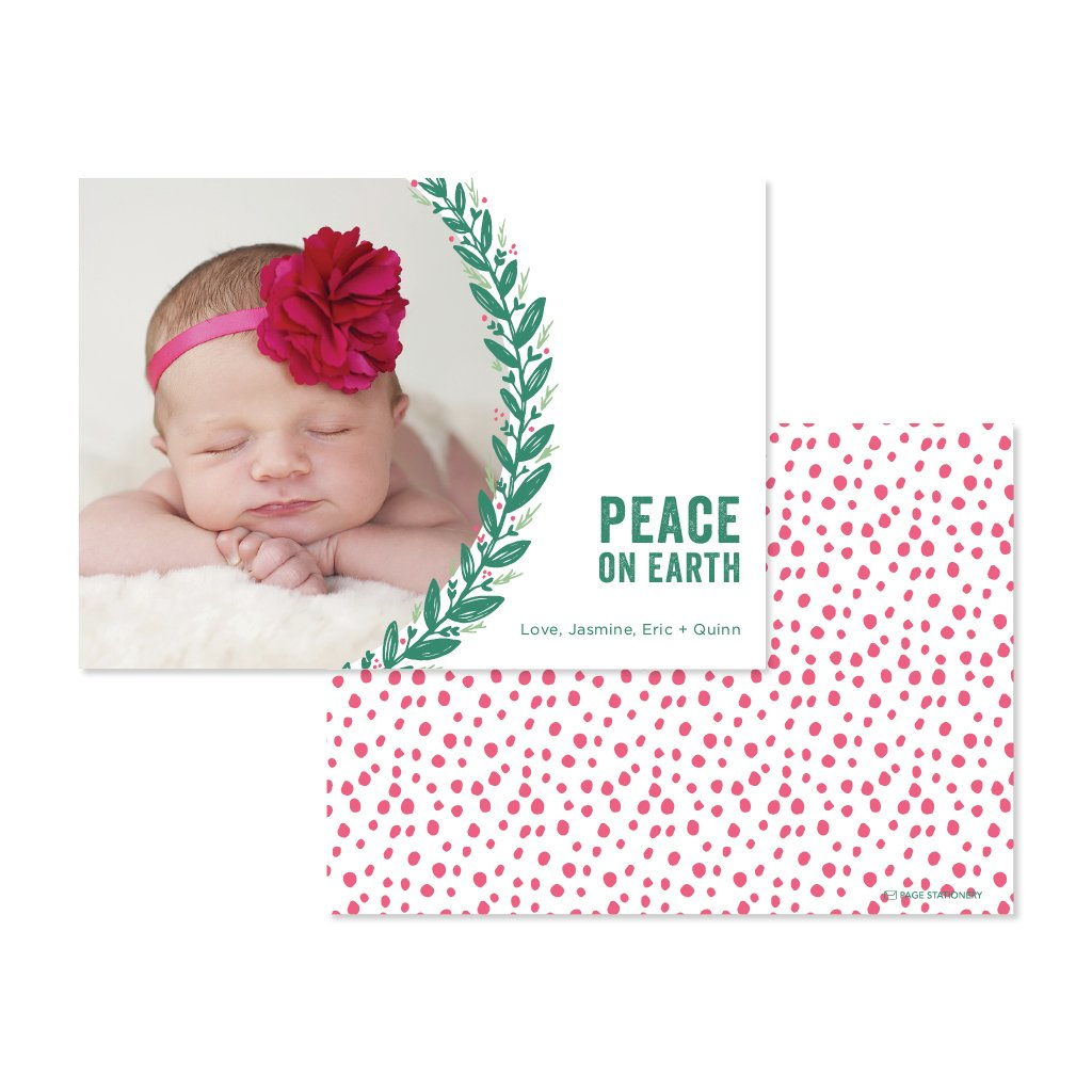 Holiday | Peace on Earth
