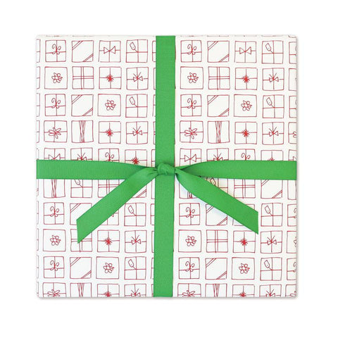 Holiday Presents | Gift Wrap Roll