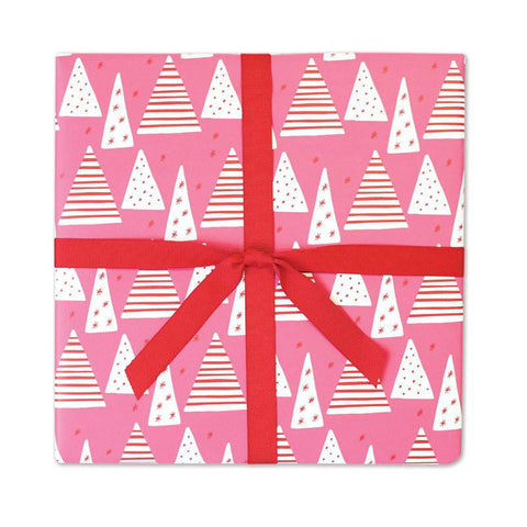 Happy Trees | Gift Wrap Roll