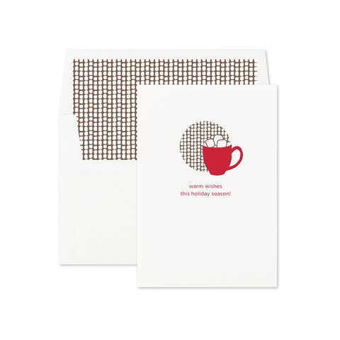 Hot Cocoa | Holiday Card