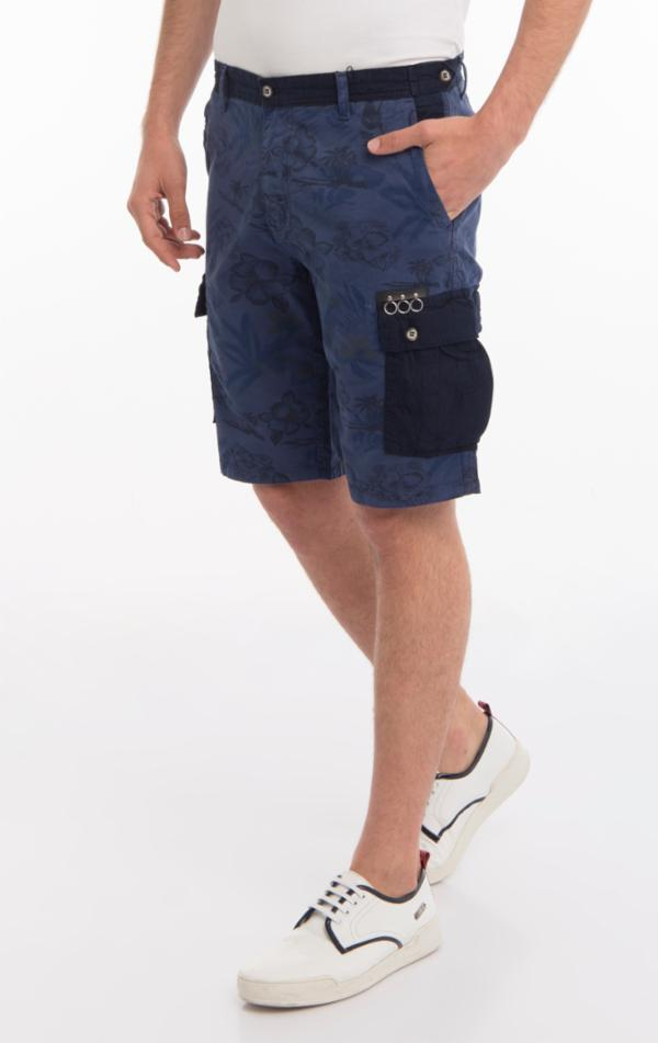 2366-NAVY SHORTS - Ron Tomson