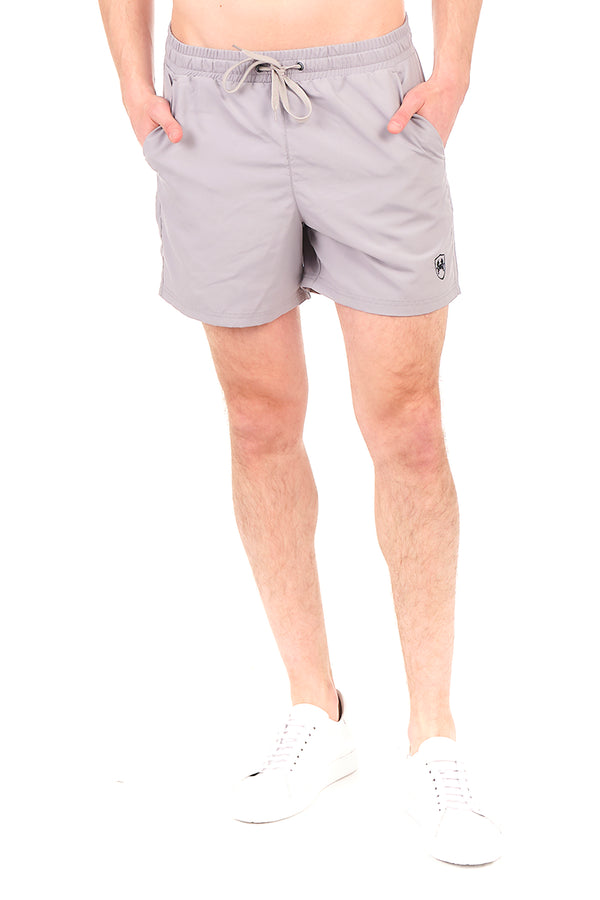 2644-GRAY SHORTS - Ron Tomson