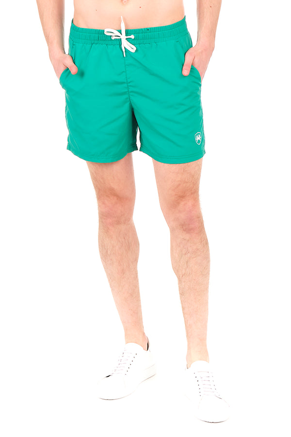 2644-GREEN SHORTS - Ron Tomson