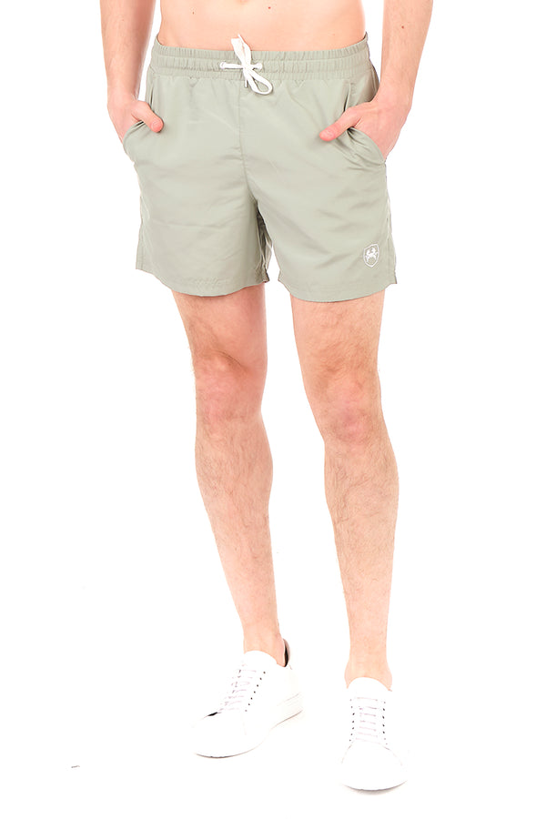 2644-LIGHT GREEN SHORTS - Ron Tomson