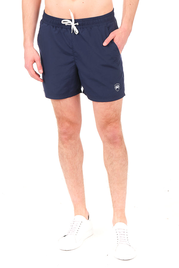 2644-NAVY SHORTS - Ron Tomson