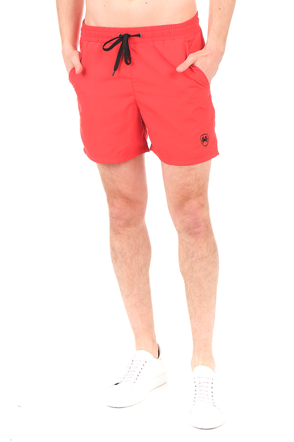 2644-RED SHORTS - Ron Tomson