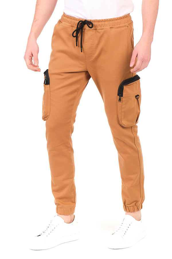 2649-CAMEL PANTS - Ron Tomson