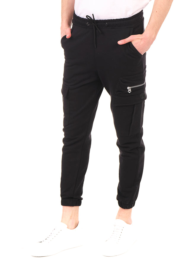 2650-BLACK PANTS - Ron Tomson