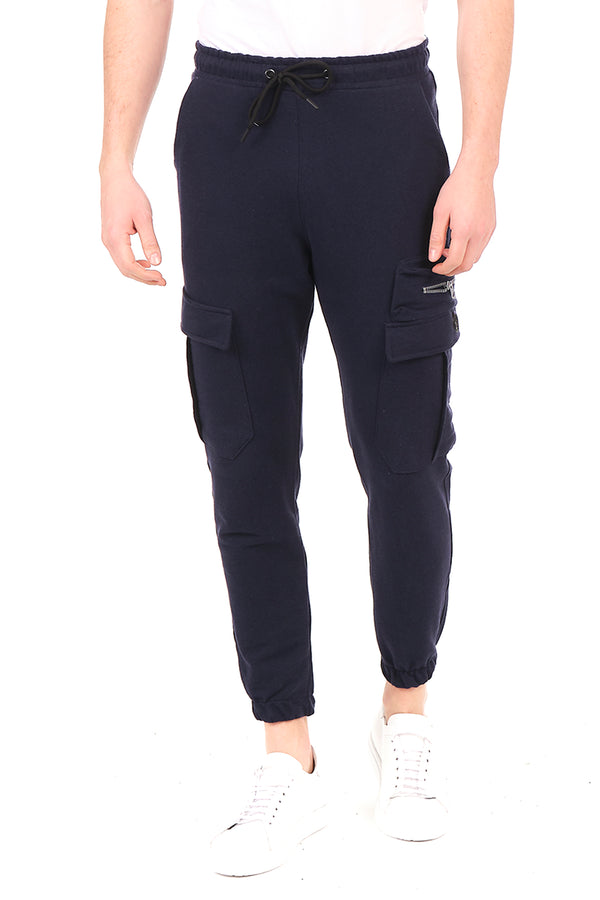 2650-NAVY PANTS - Ron Tomson
