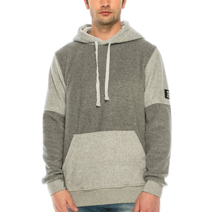 Panda PULLOVER HOODIE - GREY ANTHRACITE