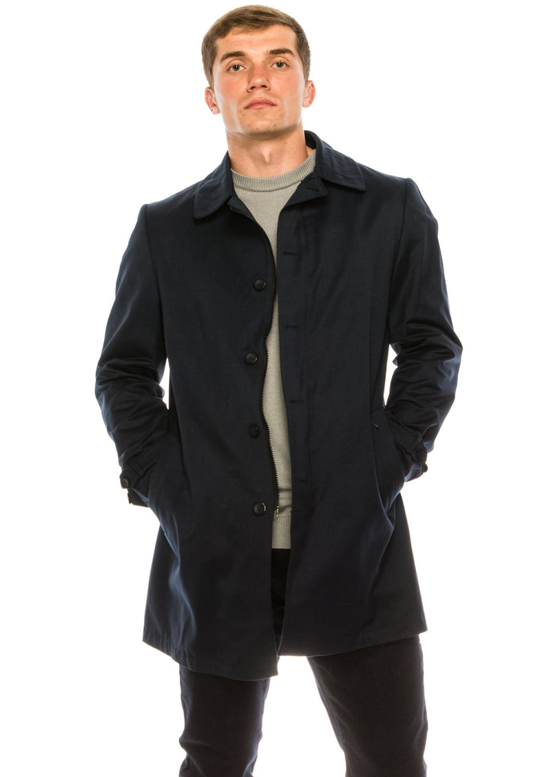 Mac Jacket - Navy - Ron Tomson