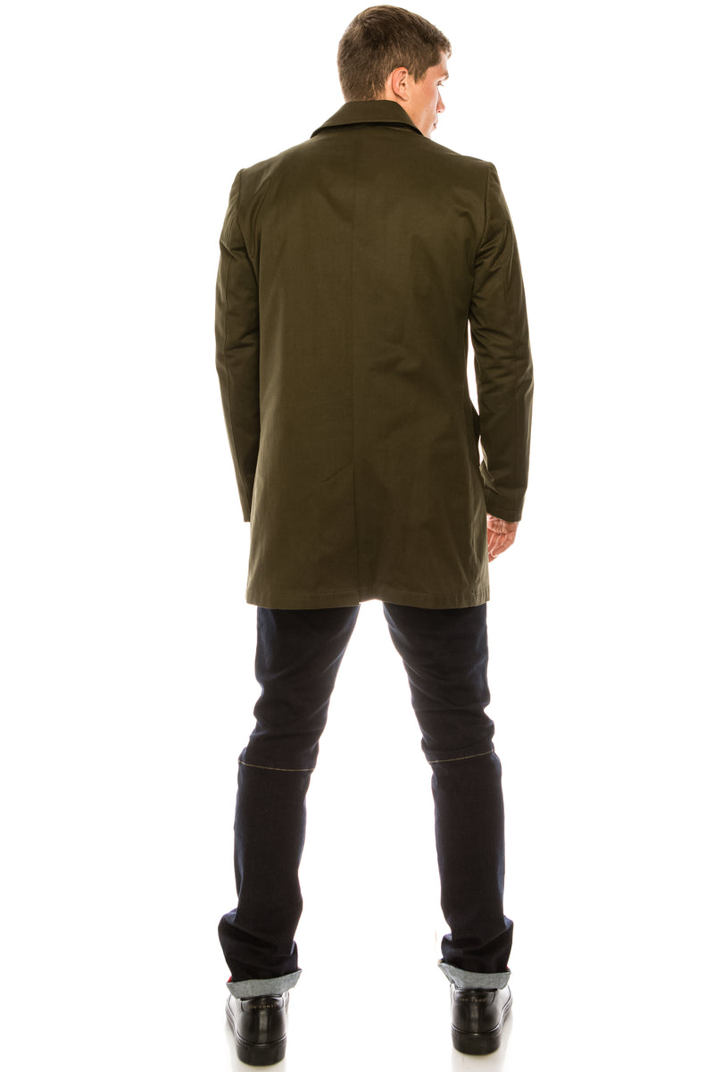 Mac Jacket - Khaki - Ron Tomson