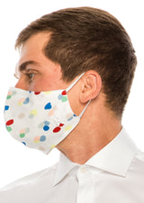 Face masks reusable and washable - Pebble - Ron Tomson