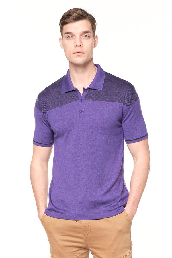 6311 - PURPLE NAVY - Ron Tomson