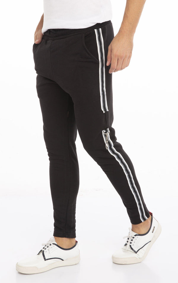 Belek Sweatpants - Black