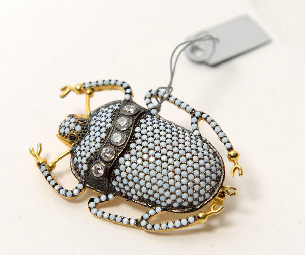 Bug Brooch - PN-1944