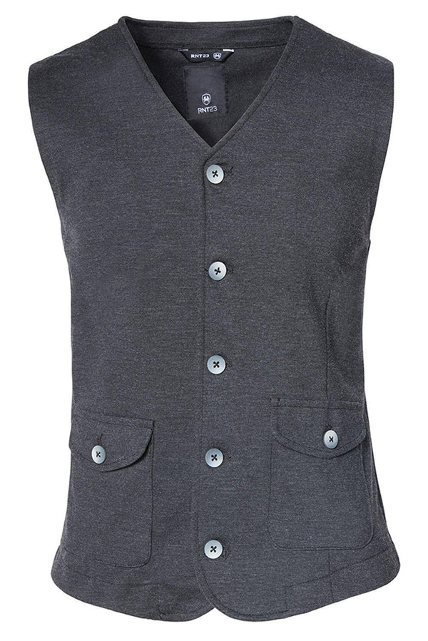 City II Vest - Anthracite
