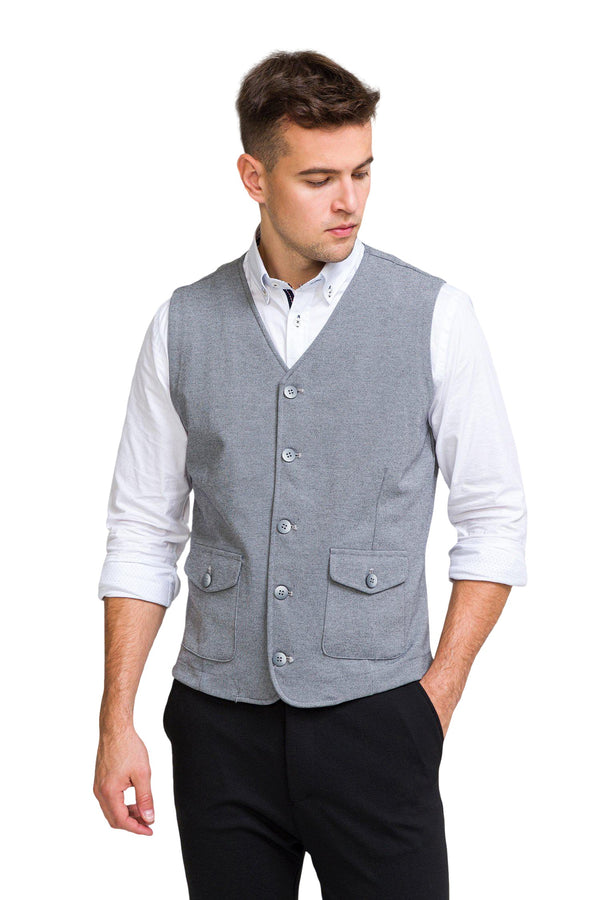 City II Vest - Grey