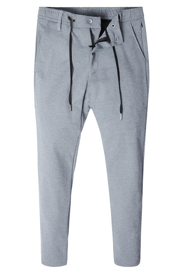 Commuter Casual Trouser - GREY - Ron Tomson