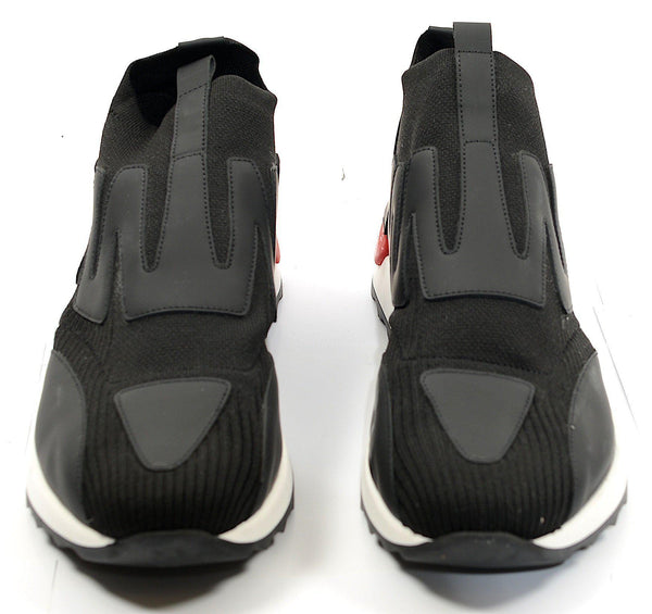Contender Runner Sneaker - Black Red