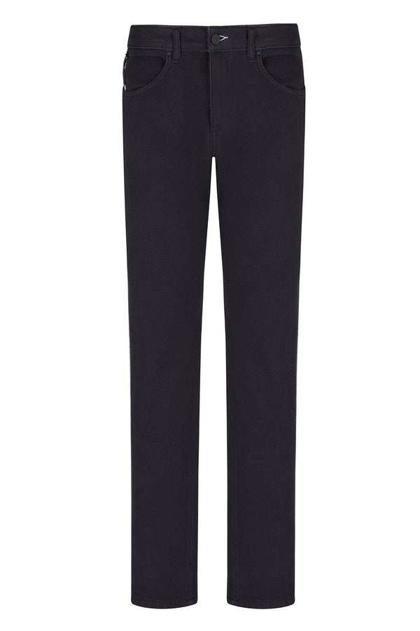 Cotton Pants - Black