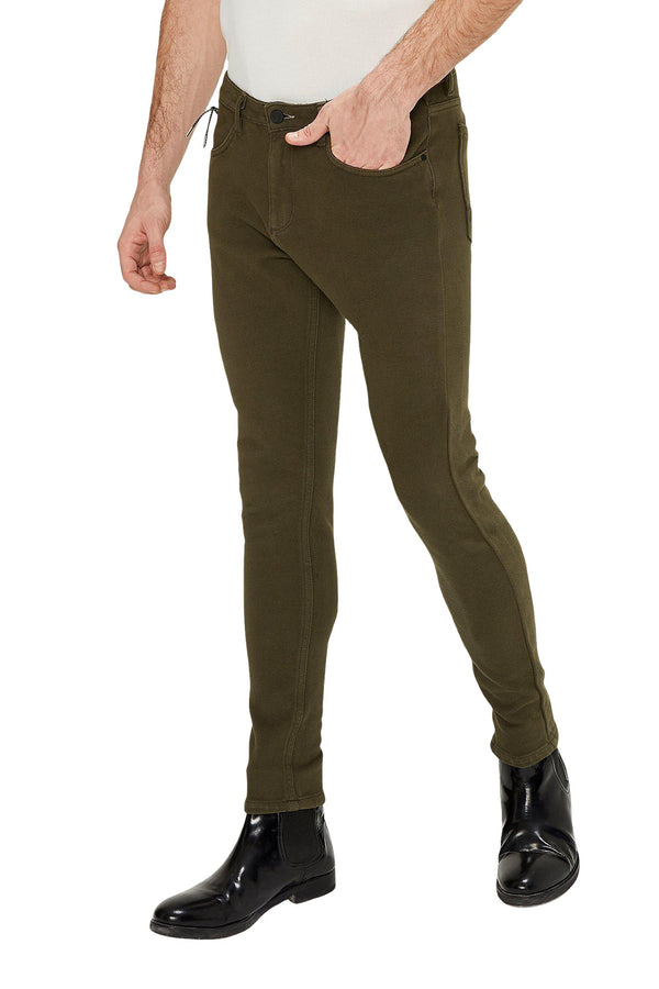 Cotton Pants - Khaki